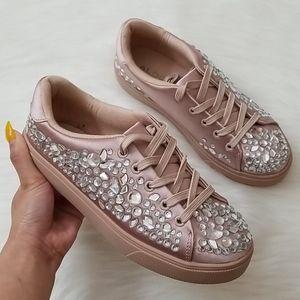 Aldo Bling Sneakers!